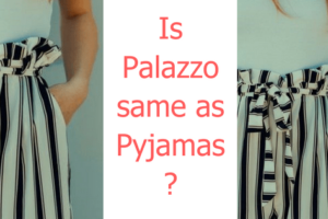 How to Make Palazzo