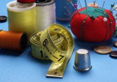 sewing as beginner