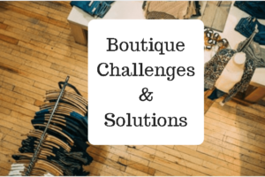 solve boutique problems