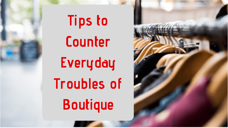 boutique disasters