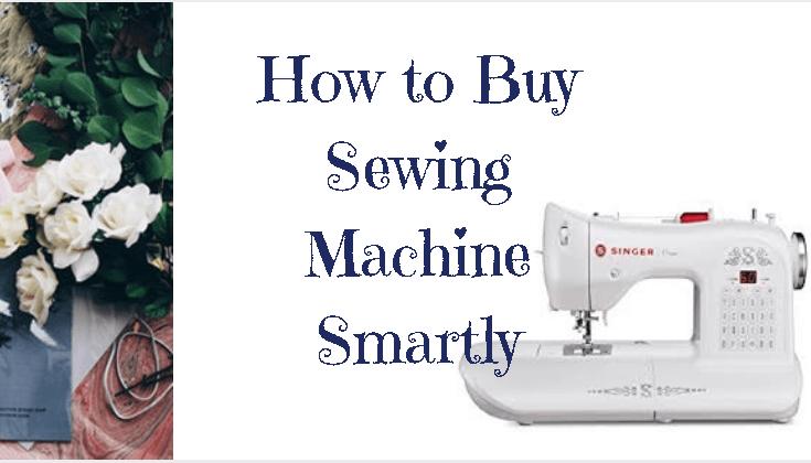 buy stitching machine