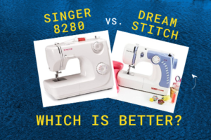Usha Dream Stitch and Singer 8280