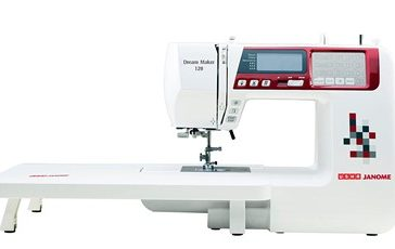 Usha Janome Dream Maker Computerized Sewing Machine
