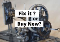 Buy Sewing Machine
