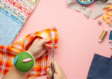 How to Sew to Upcycle Clothes