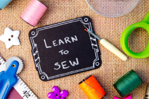 Learn Stitching at Home