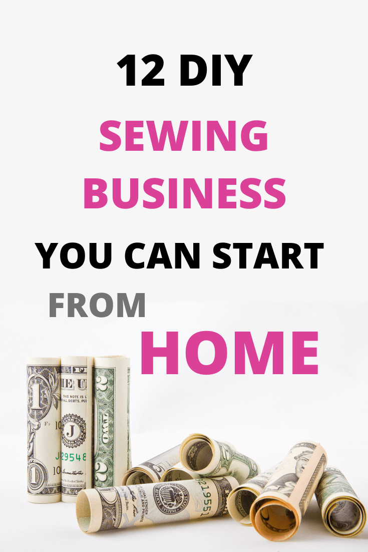 WORK FROM HOME SEWING