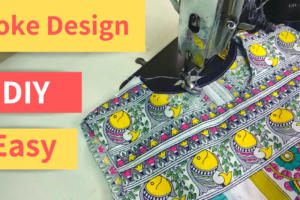 How To Make Yoke Design