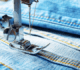 denim jeans sewing machine